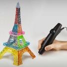 Le 3Doodler est le premier stylo pour dessiner dans l'espace