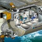 Nouvelle sortie orbitale de deux astronautes pour préparer l'ISS aux futurs vaisseaux habités