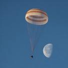 Trois astronautes de la Station spatiale internationale de retour sur Terre