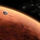 Les radiations cosmiques menacent les voyages vers Mars