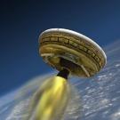 La Nasa reporte le test de son parachute supersonique à cause de la météo