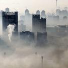 Climat: les émissions de la Chine à leur maximum d'ici 2025 (étude)