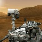 Curiosity : réparations à (très grande) distance des instruments ChemCam et SAM