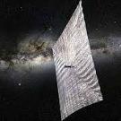 USA: la voile solaire de Planetary Society s'est déployée avec succès