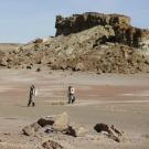 Les 6 cobayes ont survécu aux 8 mois de simulation de la vie sur Mars