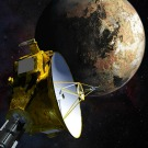 La Nasa confirme le succès du survol rapproché de Pluton par la sonde New Horizons