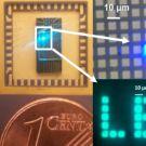 Nouveau procédé de fabrication de micro-écrans pour les systèmes de visualisation du futur