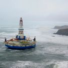 Shell commence à forer au large de l'Alaska