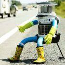 USA: le petit robot autostoppeur retrouvé démembré
