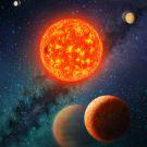 Une planète poids-plume