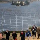 La plus grande centrale solaire française ouvrira en 2010