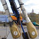 Instrumentation des suspentes du nouveau pont d'Angers