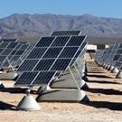 Energie solaire :