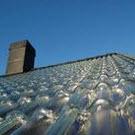 Des tuiles en verre pour chauffer son habitation