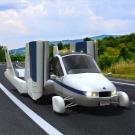 La première voiture volante commercialisée fin 2011