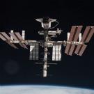 DIAPORAMA – La navette spatiale Endeavour amarrée à l'ISS