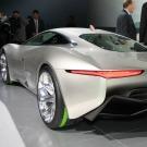DIAPORAMA - La supercar hybride C-X75 de chez Jaguar, bientôt produite