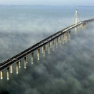 Jiaozhou Bay Bridge : le pont le plus long du monde