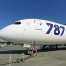"DIAPORAMA : le premier Boeing 787 ""Dreamliner"" en images"