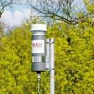 La balise Téléray, maillon de la surveillance du taux de radioactivité en France