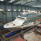 Une plate-forme PLM pour gérer les 10 millions de pièces d'un navire