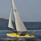 VAIMOS, le robot voilier intelligent, bat un nouveau record de distance