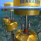 Searaser rend l'énergie des vagues disponible à la demande