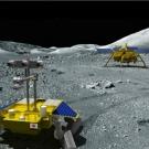 La Chine teste des robots d'exploration lunaire