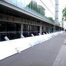 Un système anti-crue original pour le siège parisien l'AFD