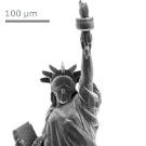 Lithographie par laser appliquée à des structures 3D