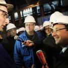 Présidentielles 2012 : quelles ambitions pour l'industrie française?