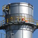 EDF analyse en continu les gaz et les poussières d'une centrale au fioul