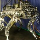HyQ : le robot chien