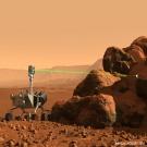 ChemCam, l'oeil français de la NASA