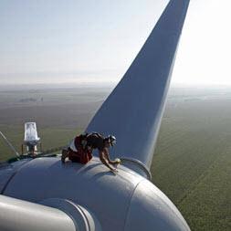 Prévoir la production d'électricité du parc éolien