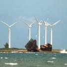 A Cuba, les éoliennes ont résisté à l'ouragan Sandy