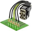 Le Han-Fast® Lock : la manière la plus élégante de raccorder de la puissance sur un circuit imprimé.