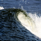Les vagues, nouvelle source d'énergie ?
