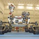 Curiosity, découvertes martiennes...