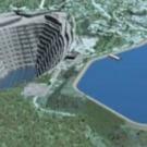 Une ancienne mine transformée en lacs stockeurs d'énergie