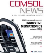 COMSOL News 2013 vient de paraître !