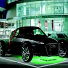Recharger un véhicule électrique en roulant ?