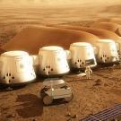 Des volontaires prêts à coloniser Mars en 2022