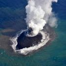 Japon : l'île qui a émergé des flots continue de s'étendre