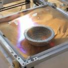 L'imprimante solaire 3D fonctionne au sable !