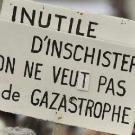 Moins d'un quart des Français favorables au développement du gaz de schiste