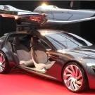 En ce moment, les concept cars s'exposent aux Invalides !
