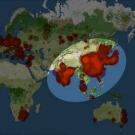Un défi pour l'Asie : stabiliser les émissions anthropiques mondiales de CO2